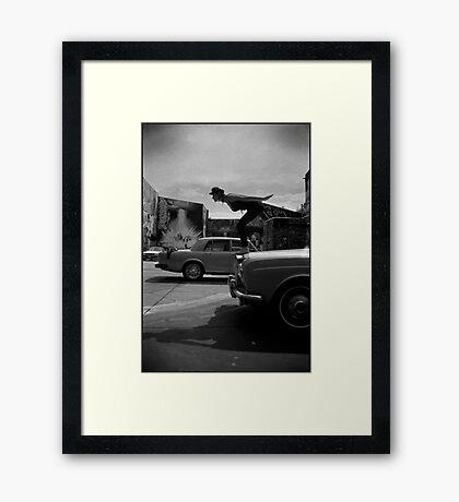 Spirit of Sydney Framed Print