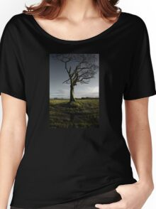 The Rihanna Tree, Singing Women's Relaxed Fit T-Shirt