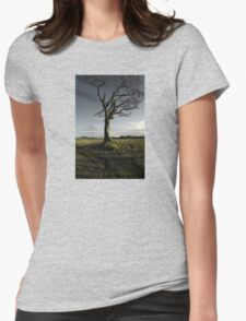 The Rihanna Tree, Singing Womens Fitted T-Shirt