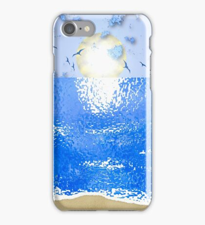 Beach iPhone / Samsung Galaxy Case iPhone Case/Skin