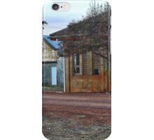 Machinery Shed iPhone Case/Skin