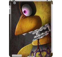 Old Chica the Chicken iPad Case/Skin