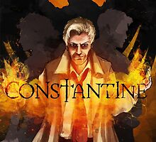 CONSTANTINE - Main Suspects by dizinky