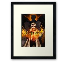 CONSTANTINE - Main Suspects Framed Print