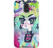 Confetti Goth Samsung Galaxy Case/Skin