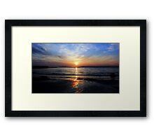 Copeland Sunrise Framed Print