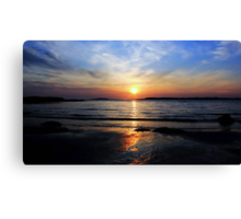 Copeland Sunrise Canvas Print