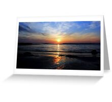 Copeland Sunrise Greeting Card