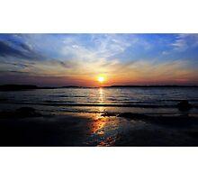 Copeland Sunrise Photographic Print