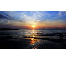 Copeland Sunrise Photographic Print