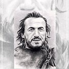 Jerome Flynn miniature by wu-wei