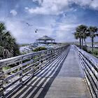 A Boardwalk at St. Andrews by LarryB007