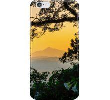 Zomba Sunset iPhone Case/Skin