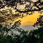 Zomba Sunset by Tim Cowley