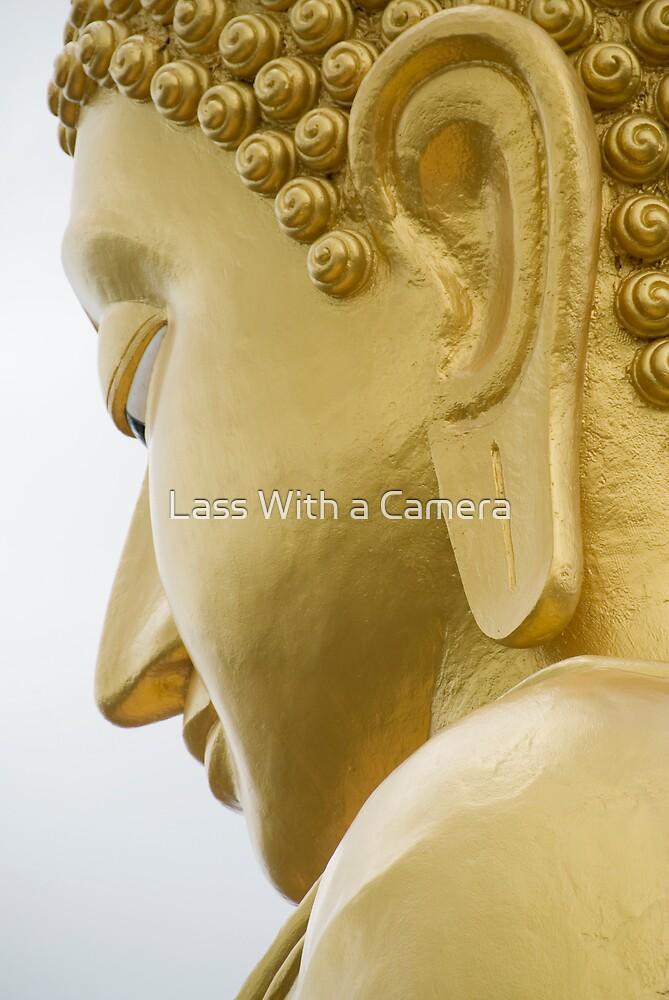 Buddha  by Lass With a Camera