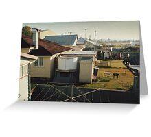 Backyards of Kempsey Greeting Card