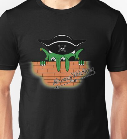 Pirates in the Caribbean Unisex T-Shirt