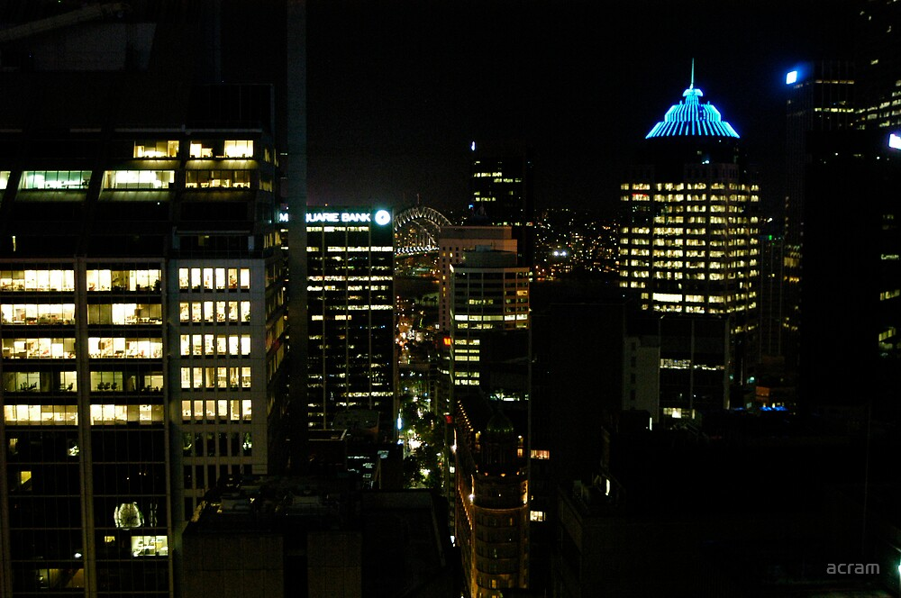 Night life------ Sydney group by acram