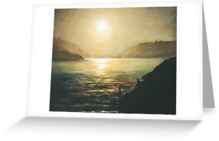 The Midnight Sun by Jarmo Korhonen