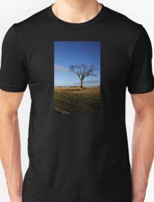 The Rihanna Tree And Bales Unisex T-Shirt