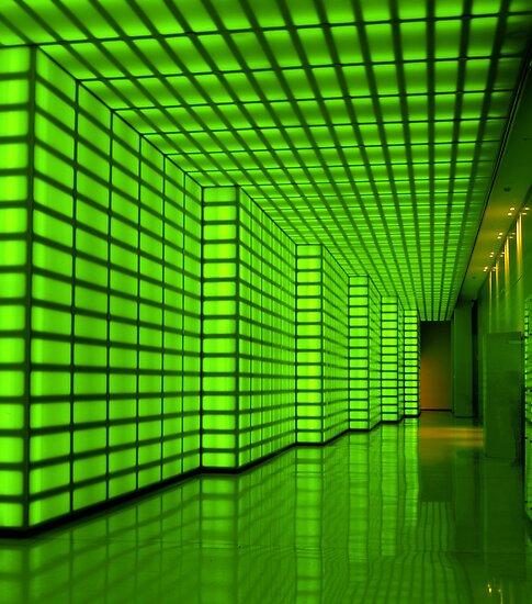 The Green Room by minau