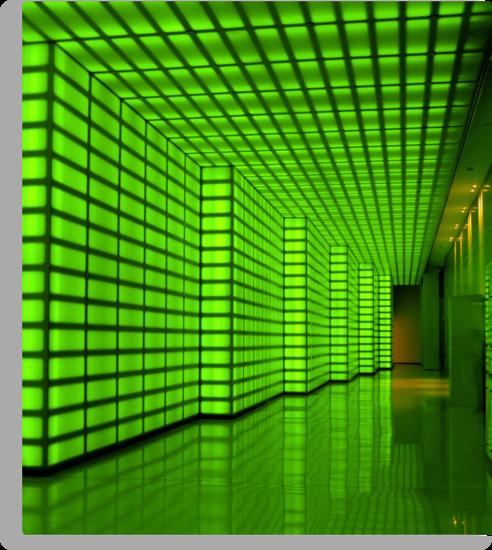 The Green Room by Dani Di Cesare
