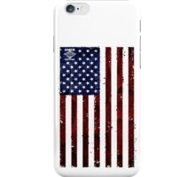 US Snakeskin Flag iPhone Case/Skin
