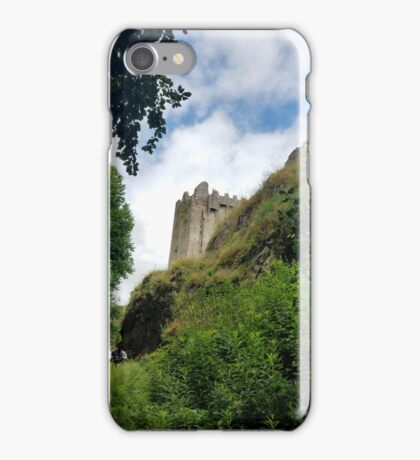 Blarney Castle and Caves iPhone Case/Skin