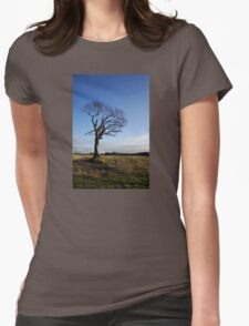 The Rihanna Tree, Alive! Womens Fitted T-Shirt