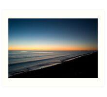 North Glenelg Beach, South Australia Art Print