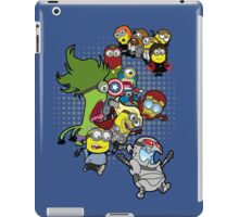 Minions Assemble Age of Mintron iPad Case/Skin