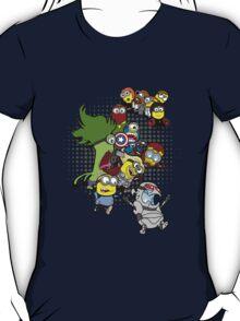 Minions Assemble Age of Mintron T-Shirt