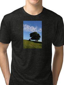 Deciduous Delight Tri-blend T-Shirt