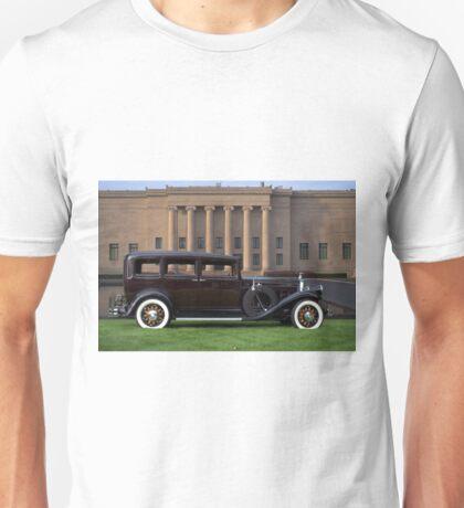 1931 Pierce Arrow Model 43 Unisex T-Shirt