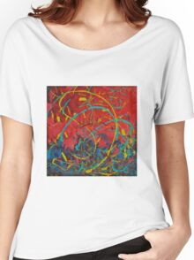 Windy Day Women's Relaxed Fit T-Shirt