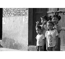 Children Photographic Print