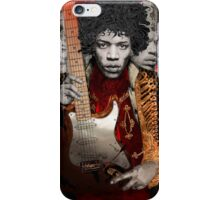 Hendrix iPhone Case/Skin