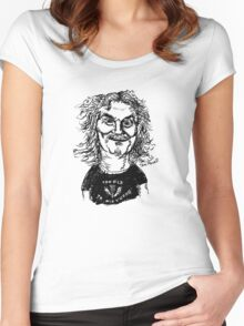 Bill Connolly Too Old To Die Young Women's Fitted Scoop T-Shirt