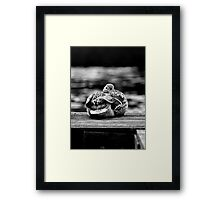 Here's Lookin At You Kid! The Sequel! Framed Print
