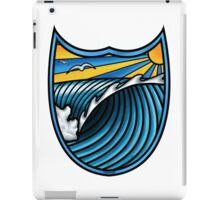 Surf Paradise T Shirt iPad Case/Skin