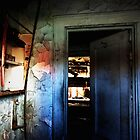 Have a Knock on Our Door by Heidelberger Photography