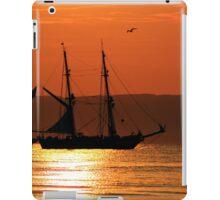 Tall Ship Royalist iPad Case/Skin