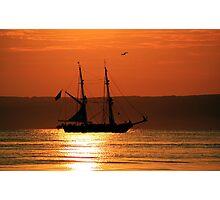 Tall Ship Royalist Photographic Print