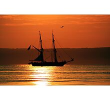 Tall Ship Royalist Photographic Print