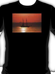 Tall Ship Royalist T-Shirt