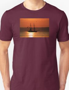 Tall Ship Royalist Unisex T-Shirt