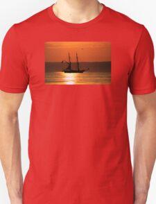 Tall Ship Royalist Unisex T-Shirt