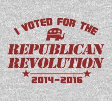 Republican Revolution by AmericanVenom