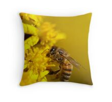 busy ... Throw Pillow