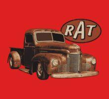 RAT - Truck One Piece - Short Sleeve